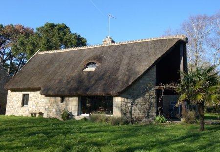House in Plouharnel, France
