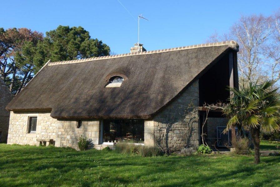 Farm house in France, Plouharnel
