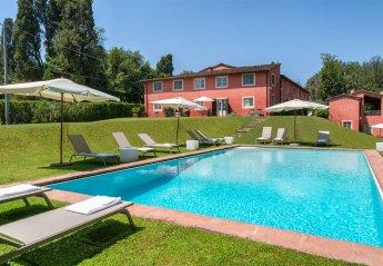 10 bedroom Villa for rent in Lucca
