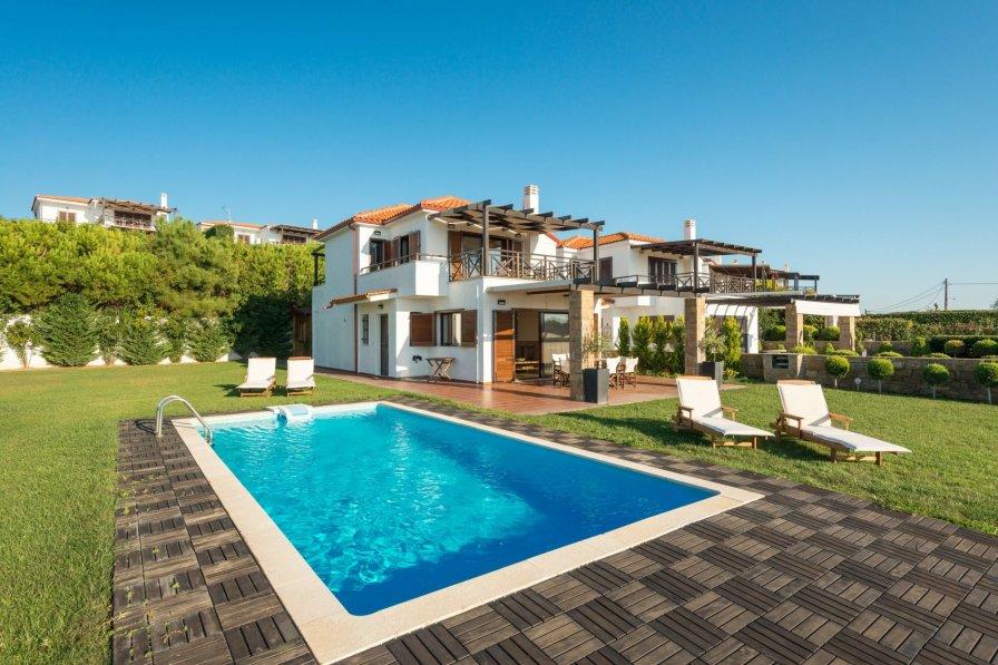 Miroir Private Pool Villa, Elani