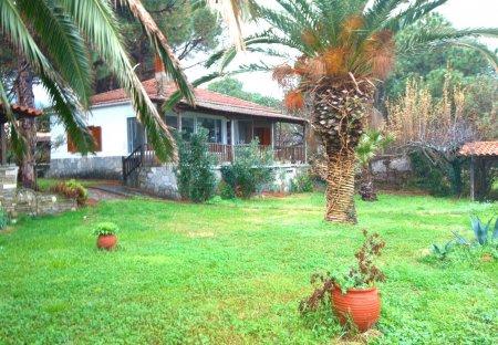 House in Vourvourou, Greece