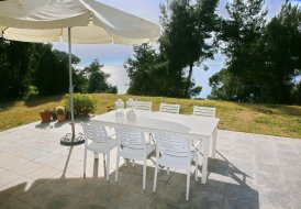 Villa in Siviri, Greece