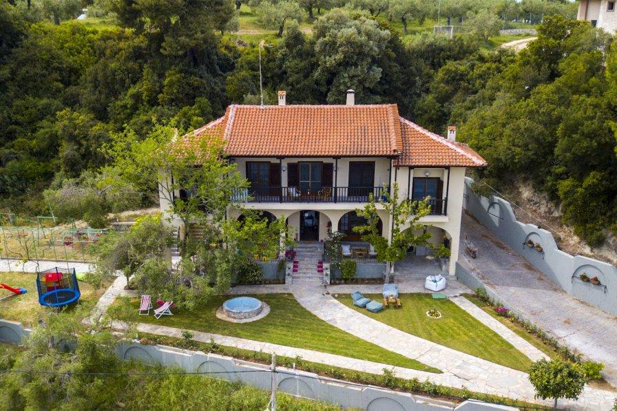 Willow Sea View Villa, Kriopigi