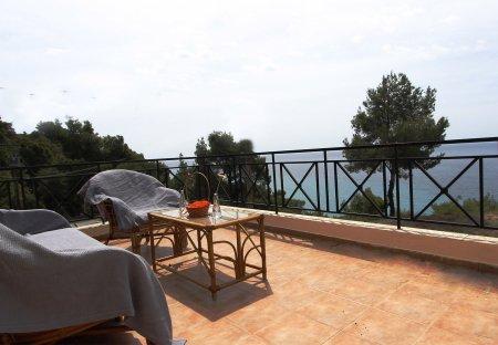 Villa in Posidi, Greece