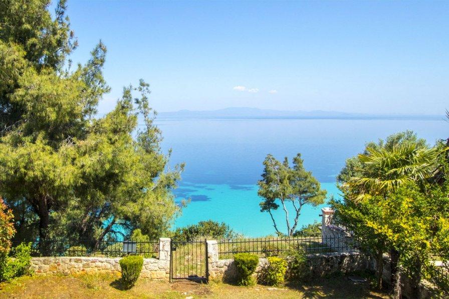 Sobrinus Amazing View Villa, Afytos
