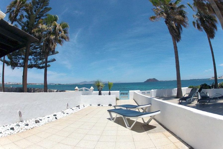 Owners abroad Beautifull Villa On the Beach In Corralejo Bay