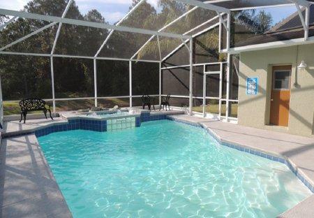 Villa in Westridge, Florida