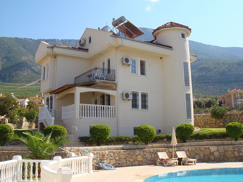Apartment in Turkey, Ovacik: Chateaux B2, Ovacik