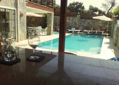 Owners abroad Bright & Spacious 6 Bed Detached Villa w/Private Pool in Kusadasi