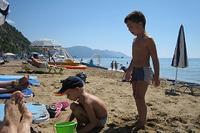 Apartment in Greece, Corfu: corfu beach