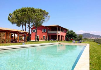 8 bedroom Villa for rent in Grosseto