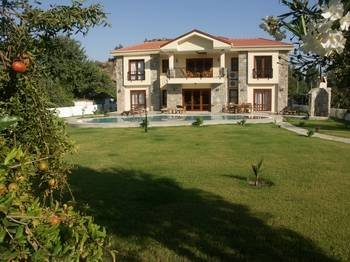 Villa in Turkey, Dalyan: Our villa in Turkey.