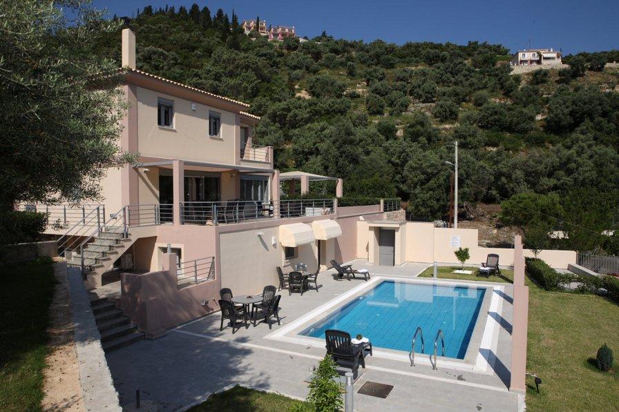 Villa Amphitrite full of luxury - 5 bedrooms - private pool