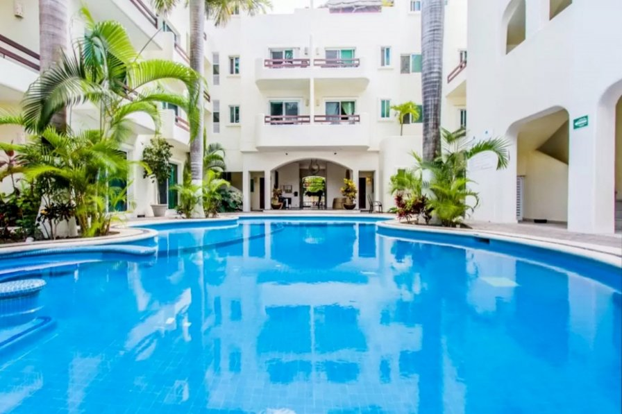 Apartment in Mexico, Playa del Carmen