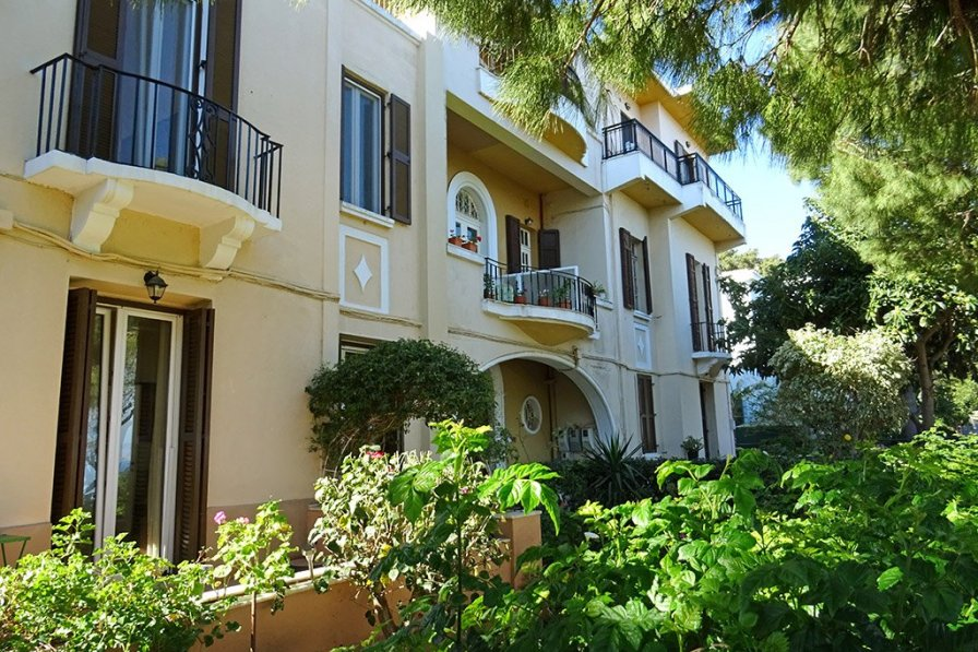 Italian Flair with amazing sea view and panoramic view of Rhodes