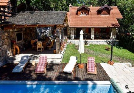 House in Bruvno, Croatia