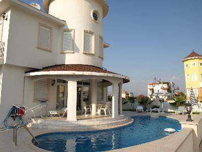 Villa in Turkey, Serik: swiming pool