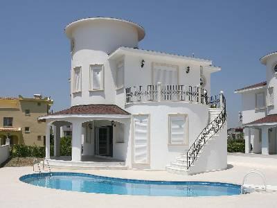 Villa in Turkey, Belek: The villa