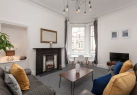 Apartment in Calton, Scotland