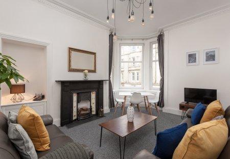 Apartment in Calton, Scotland