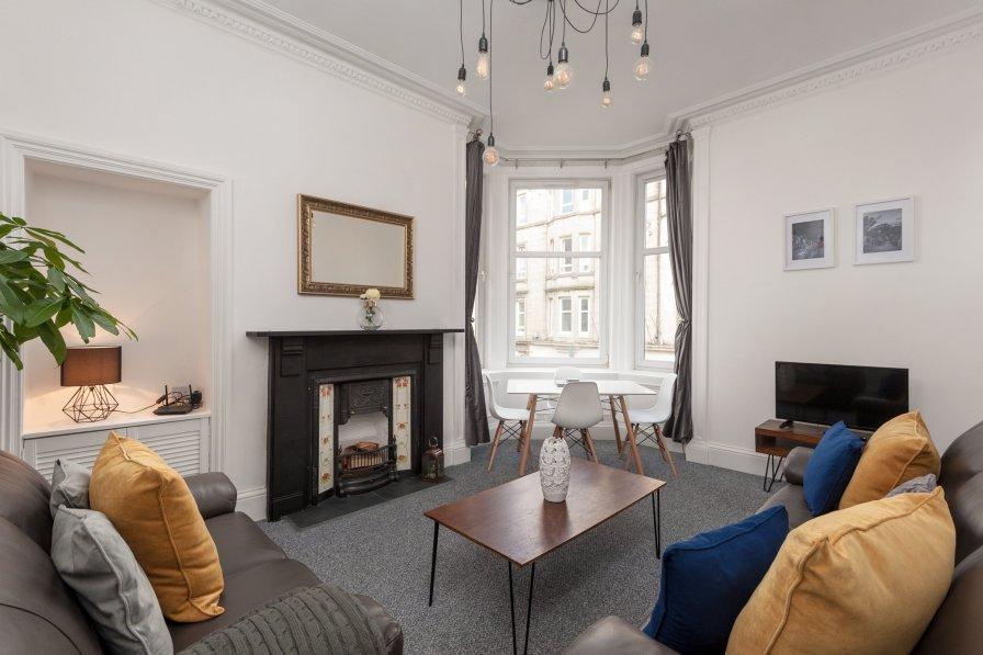 Apartment in United Kingdom, Calton