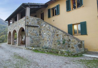 7 bedroom Villa for rent in Gaiole in Chianti