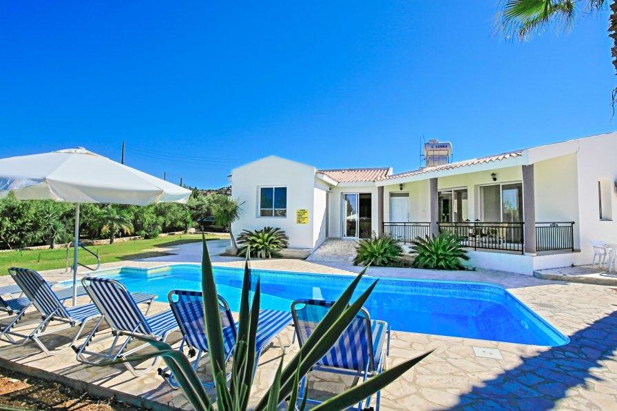 Villa in Cyprus, Latchi