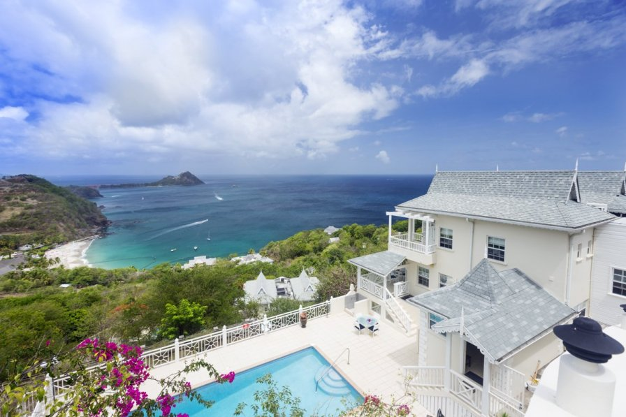 Villa in Saint Lucia, Soufriere