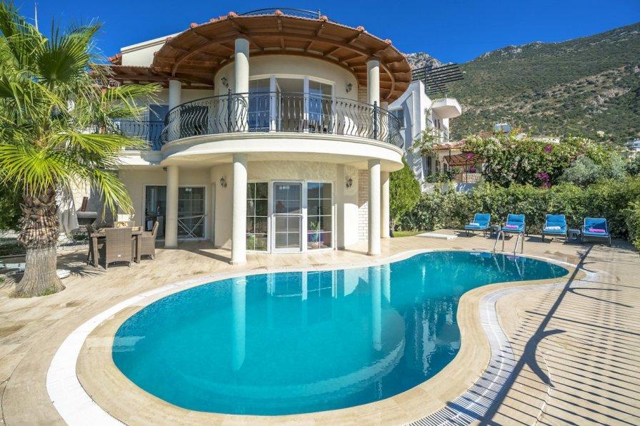 Villa in Turkey, Kalkan: Villa Ekstra