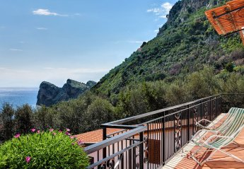4 bedroom Apartment for rent in Massa Lubrense