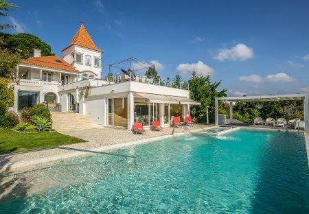 Villa in Vale de Lobos, Lisbon Metropolitan Area