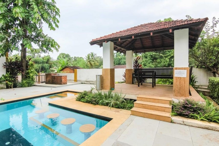 Villa in India, Anjuna