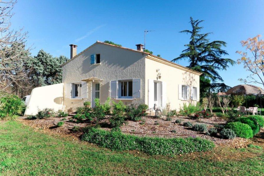 House in France, Pont de Crau
