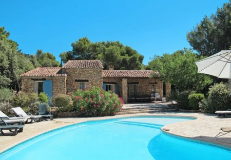Villa in Aups, the South of France