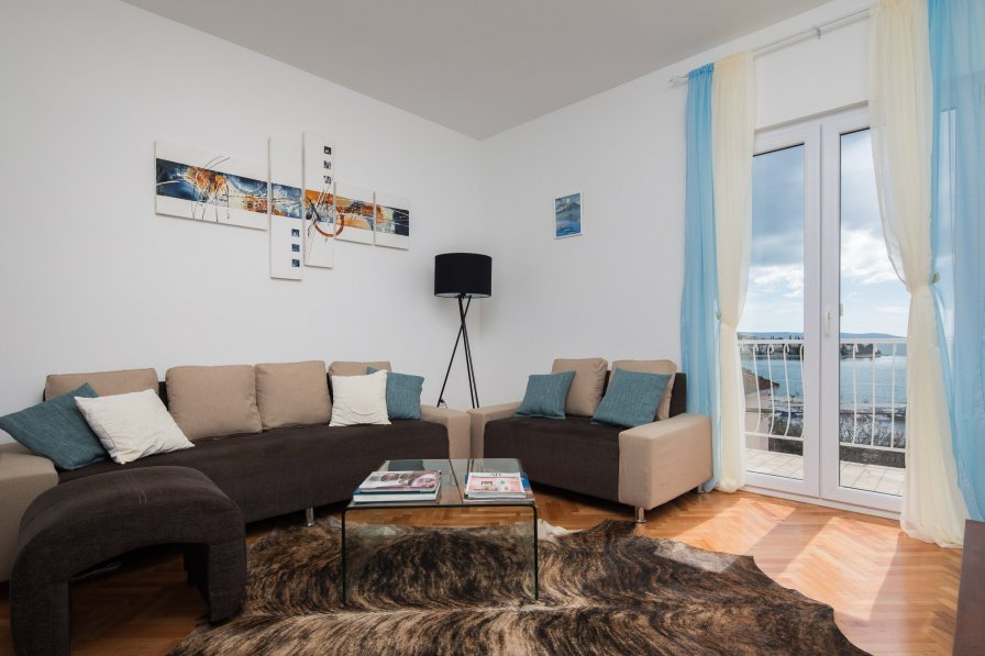 Apartment in Croatia, Seget Vranjica