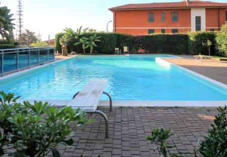 Apartment in Bordighera, Italy