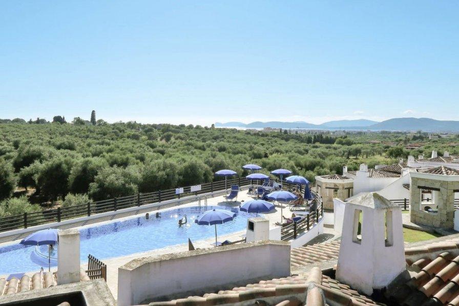 Villa in Italy, Monte Carru