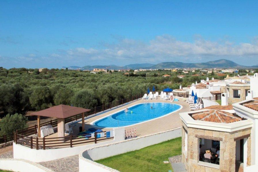 Resort Vista Blu (AGH100)
