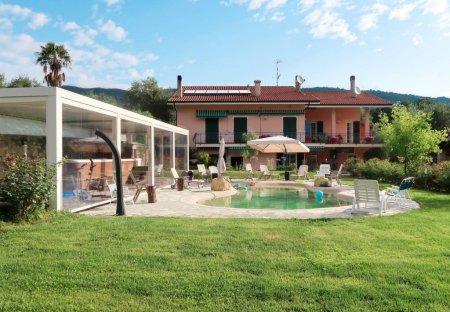 Villa in Diano Arentino, Italy