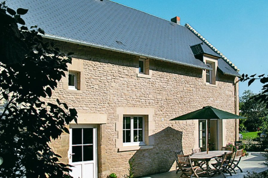 House in France, Cambes-en-Plaine