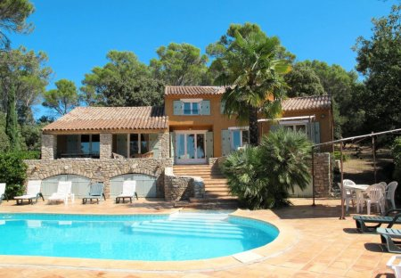 Villa in Entrecasteaux, the South of France