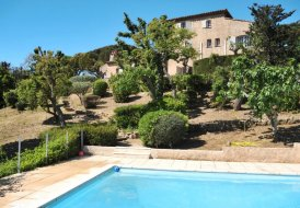 Villa in Sainte-Maxime, the South of France