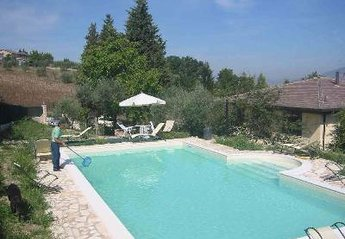 Villa in Italy, Collescipoli: Swimming Pool