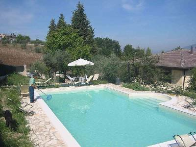 Villa in Italy, Terni: Swimming Pool
