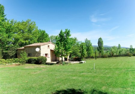 Villa in Sigonce, the South of France