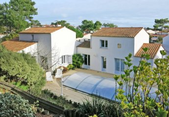 5 bedroom House for rent in La Tranche sur Mer