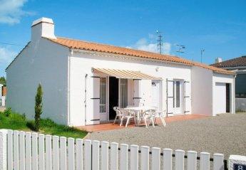 2 bedroom House for rent in La Tranche sur Mer