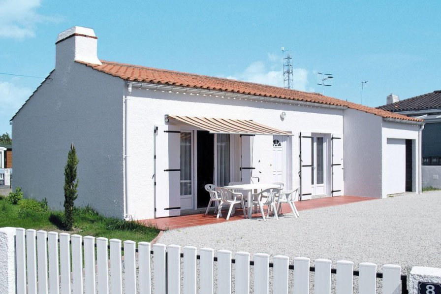 House in France, La Tranche-sur-Mer