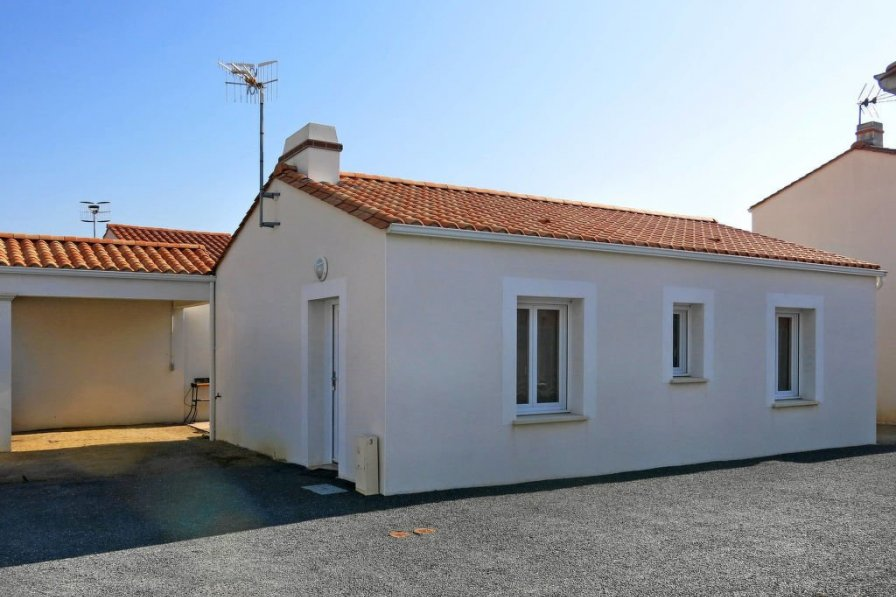 House in France, La Tranche-sur-Mer