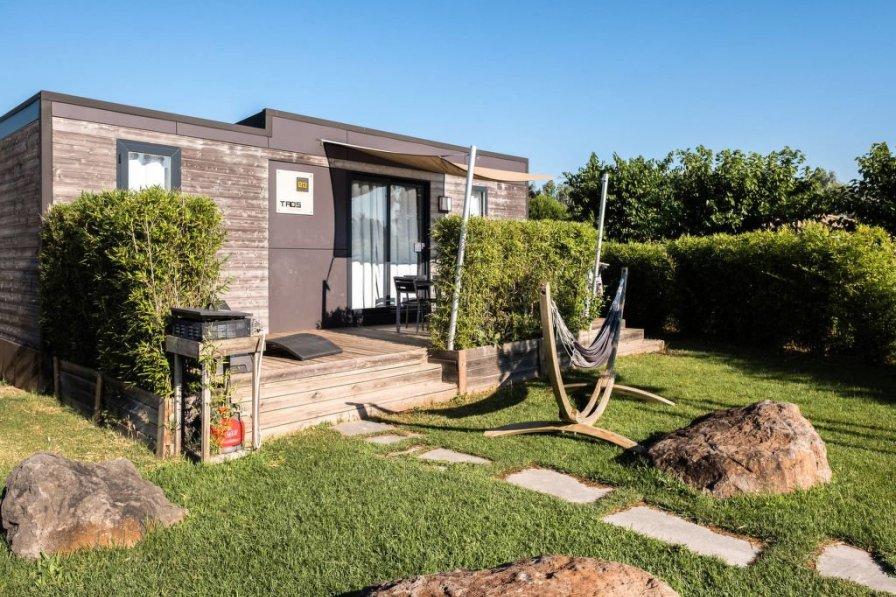 Mobile home (motorised)  in France, Portiragnes